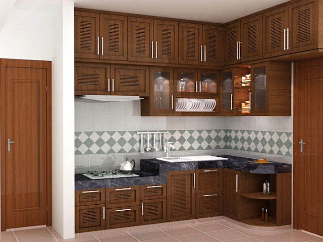 Bangladeshi Kitchen Cabinet Design