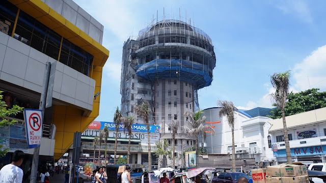 Pasig City Revolving Restaurant Renovation Ongoing ~ Wazzup ...