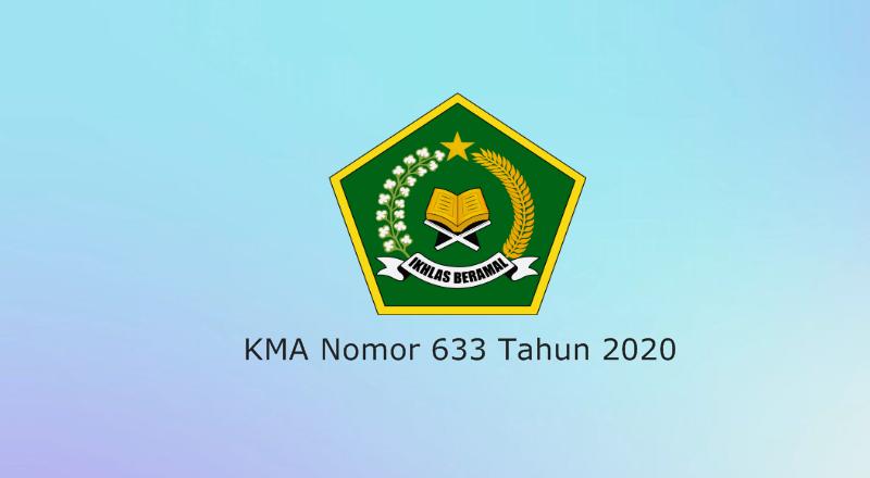 KMA Nomor 633 Tahun 2020 tentang Pedoman Pelaksanaan Reformasi Birokrasi Kemenag