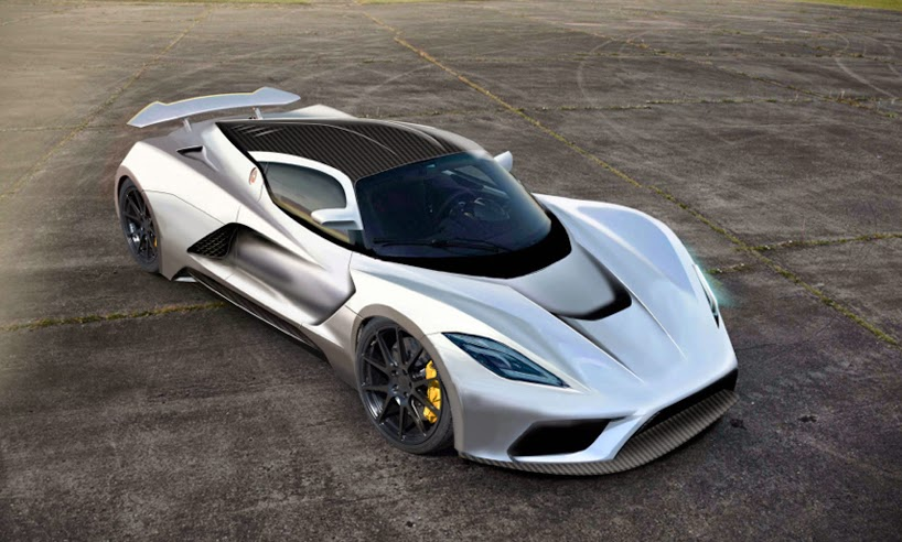 super auto color gris mas veloz del mundo