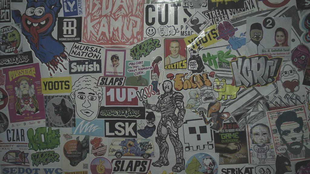 Gallery Stiker