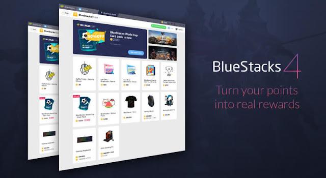 تحميل برنامج bluestacks 4 لتشغيل تطبيقات والعاب الاندرويد علي اجهزة الكمبيوتر الضعيفة برابط مباشر