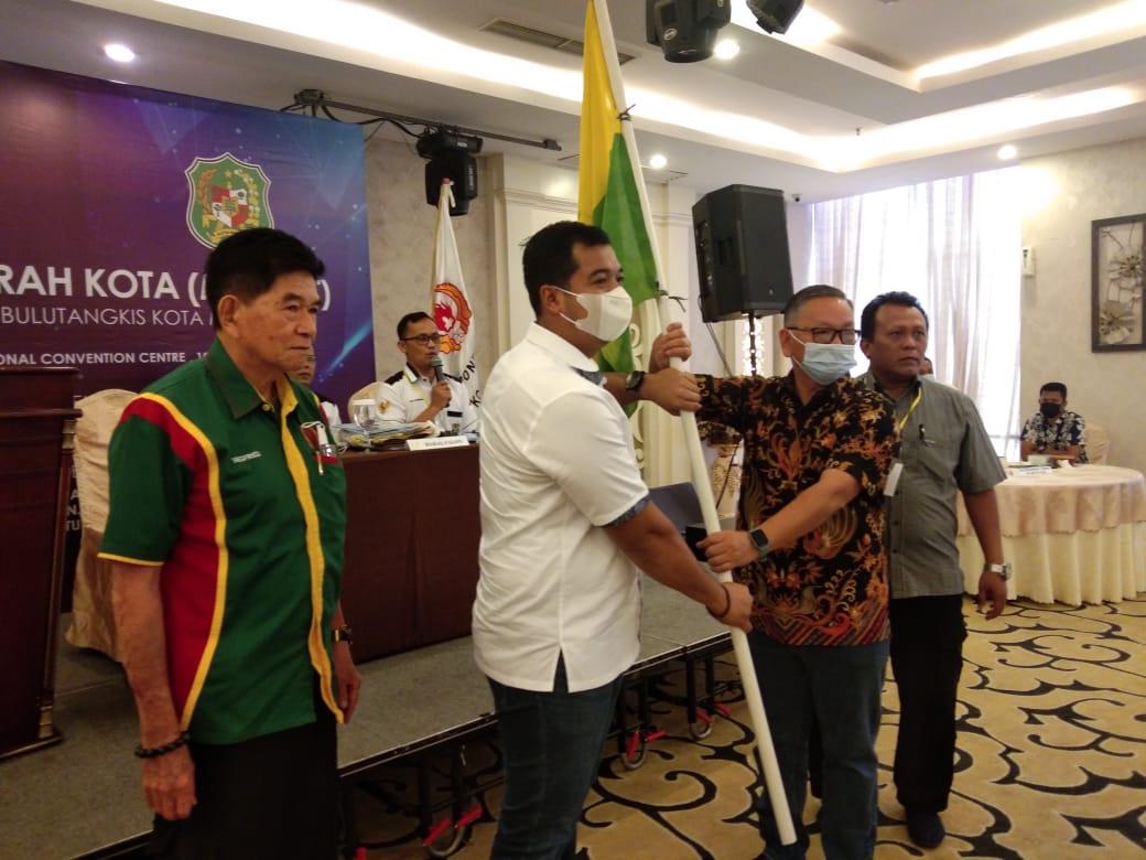 Ketua PBSI Kota Medan yang baru