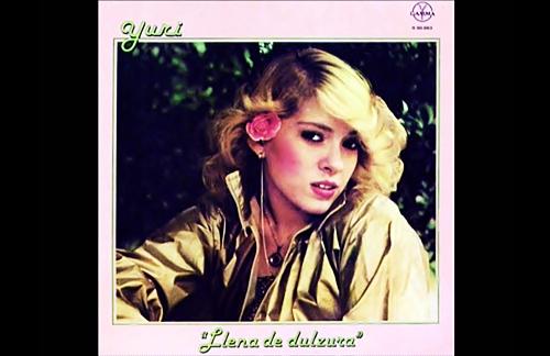 Llena De Dulzura | Yuri Lyrics