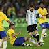 Brasil e Argentina terá público de 12 mil pessoas nas Eliminatórias
