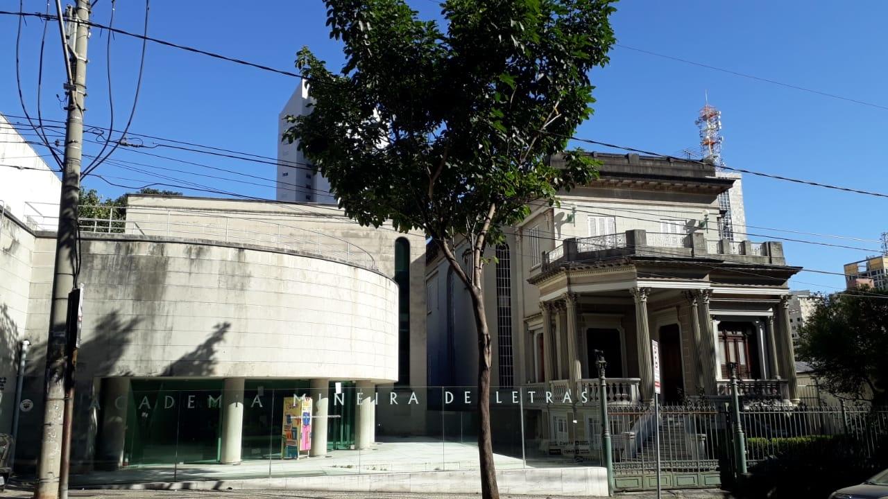 Academia Mineira de Letras no Circuito Cultural Praça da Liberdade, Belo Horizonte