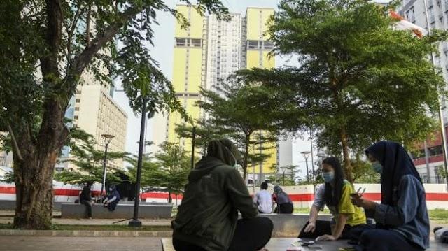 Heboh Aksi Mesum Nakes dan Pasien di Wisma Atlet, Berisiko Tularkan Corona