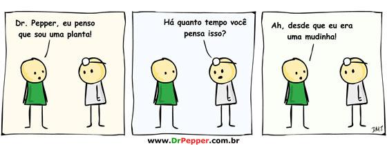 Dr Pepper é muito Engraçado