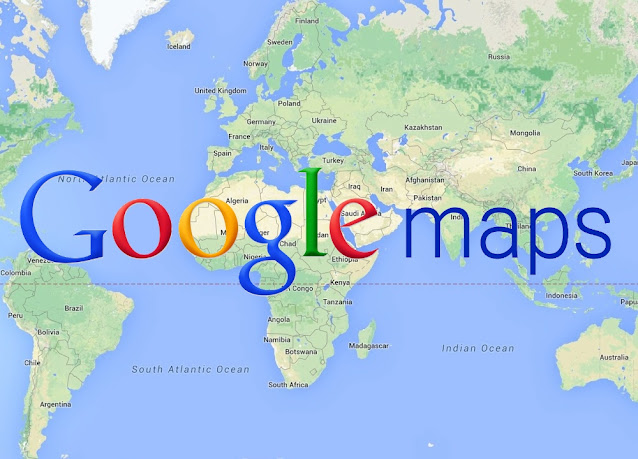This is how google earn money through googgle maps
