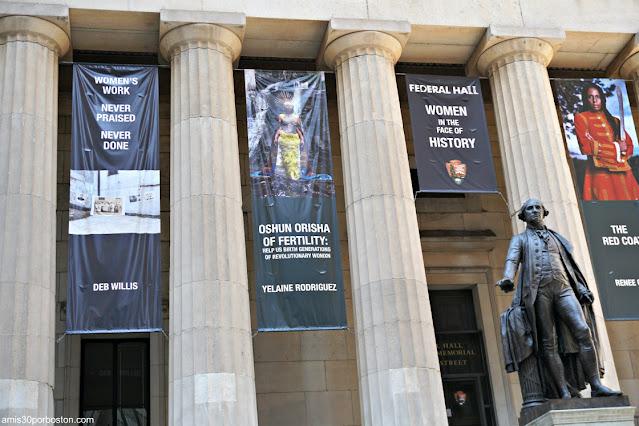 Federal Hall, Nueva York