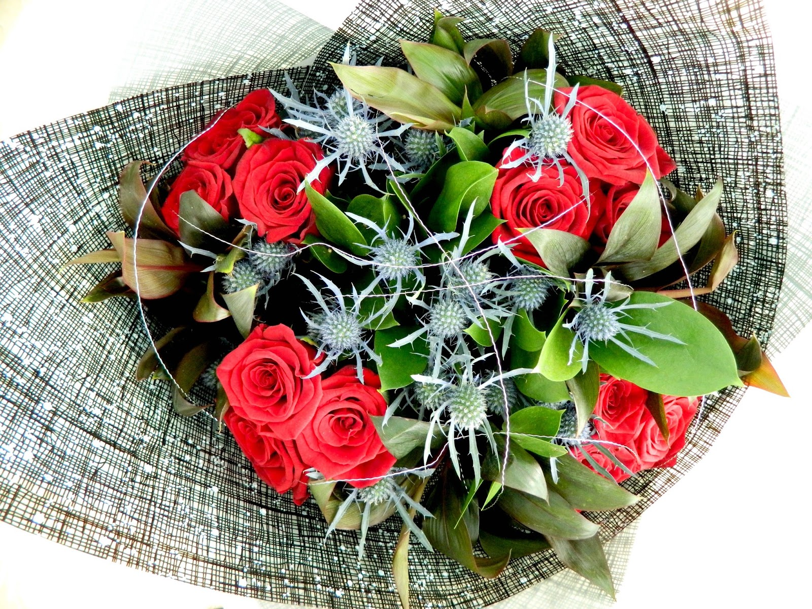 Prestige Flowers Perfect for Christmas! | Seek My Scribbles