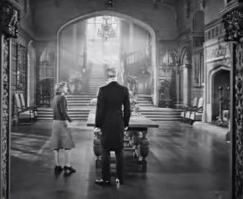 immagine dal film Rebecca (1940)
