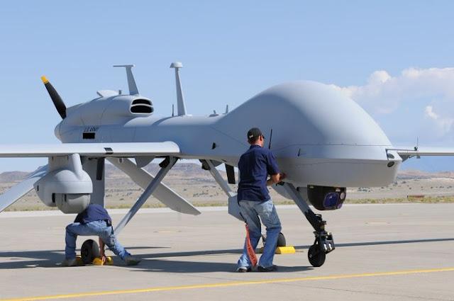 u-s-combat-drone-crashes-near-baghdad-photos