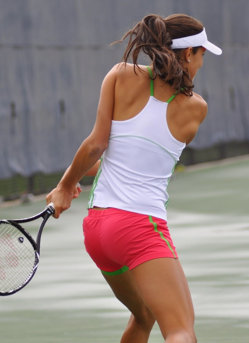 Ana ivanovic sexy moments 6