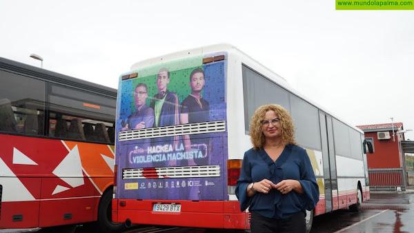 La Palma se suma a la campaña 'Actúa. Hackea la Violencia Machista'