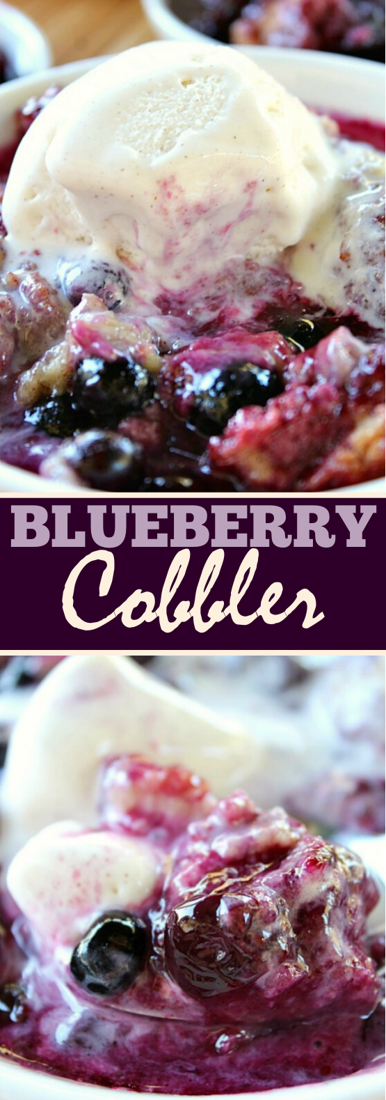 Blueberry Cobbler #desserts #easy #blueberry #baking #sweettreat
