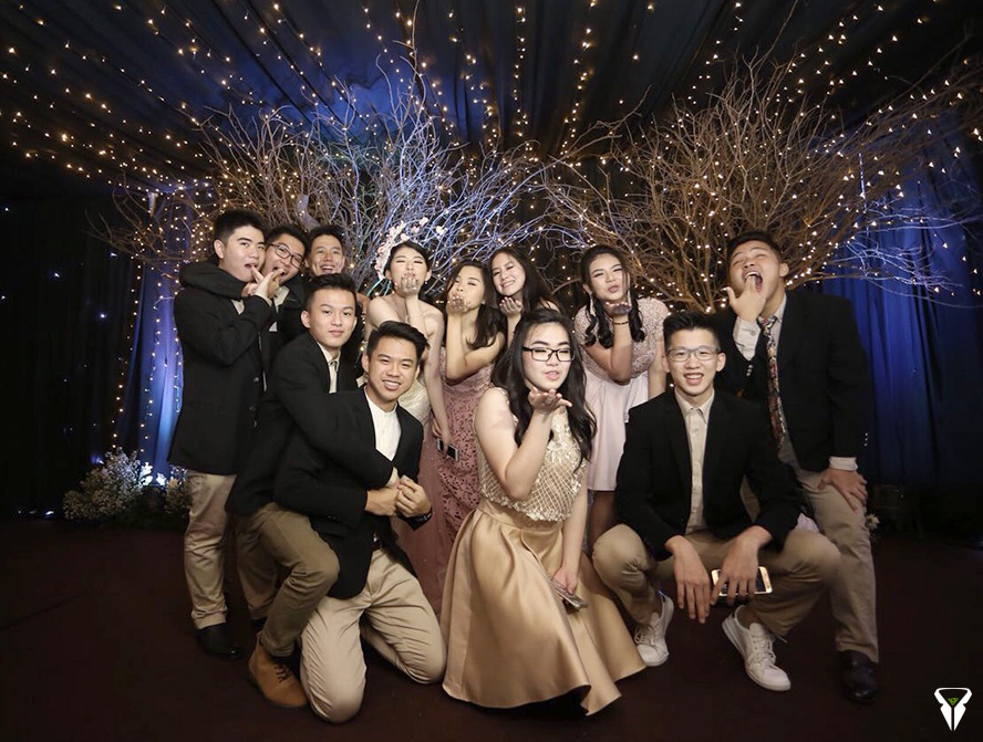 """Future Classic"" - Claribelle's sweet 17th by Jetset EO Surabaya"