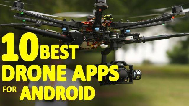 تطبيقات, الطائرات, بدون, طيار, درون, للاندرويد