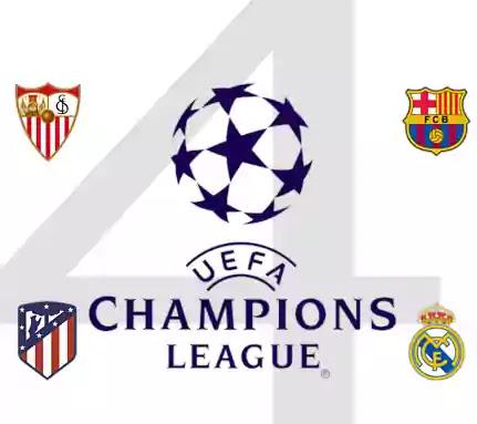 escudos equipos champions league