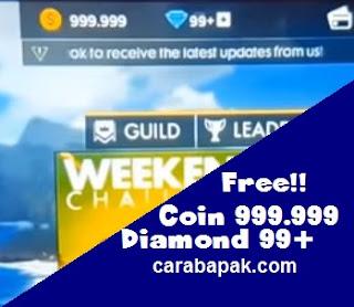 free diamond. free coin. free fire battleground apk