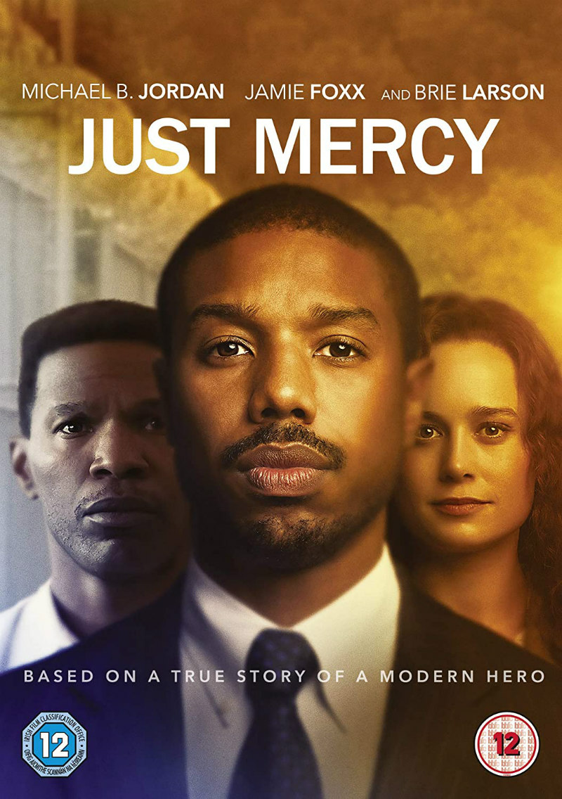 just mercy dvd