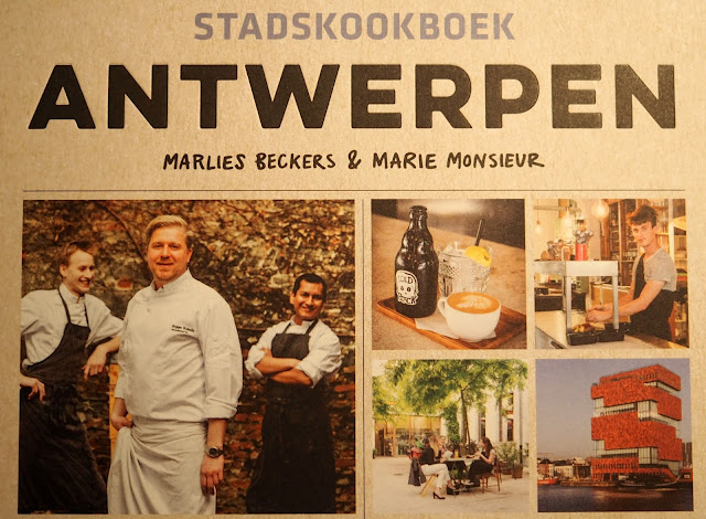 REVIEW: STADSKOOKBOEK ANTWERPEN - M. BECKERS/M. MONSIEUR