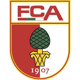 FC Augsburg logo 512x512 px