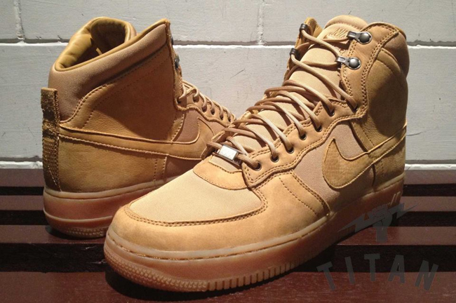 brand new 47259 9987d NIKE AIR FORCE 1 DCN MILITARY BOOT - WHEAT. Posted by △.  SoNecessary. I  need these.