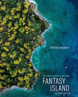 Fantasy Island Poster 2 (2020)