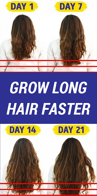 Grow Super Shiny Long Hair With This Amazing Hair Mask