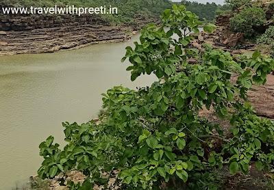 भालकुण्ड / राहतगढ़ झरना सागर - Bhalkund / Rahatgarh Waterfall Sagar