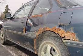 صدأ هيكل السيارة ... أنواعه وطريقة إزالته