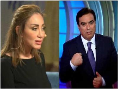 فيديو جورج قرداحي عن ريهام سعيد: «تستحق الضرب بالجزمة».. والأخيرة: أنت اتجننت؟
