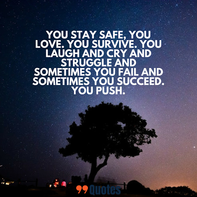 struggling with life quote