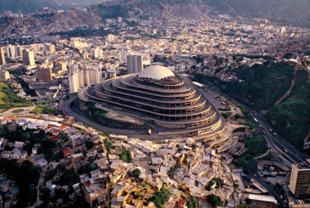 Americas Quarterly: El Helicoide, un símbolo del colapso de Venezuela