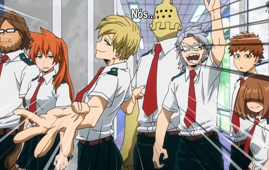 Boku No Hero Academia 3 Episodio 24