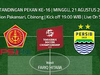 TSC 2016: PS TNI vs Persib
