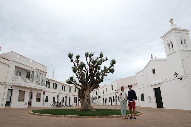 fornells Menorca a golpe de objetivo