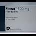 Zinnat 500 Mg 14 Film Tablet