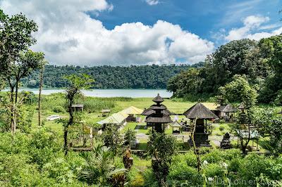 Lac Tamblingan - Munduk - Bali