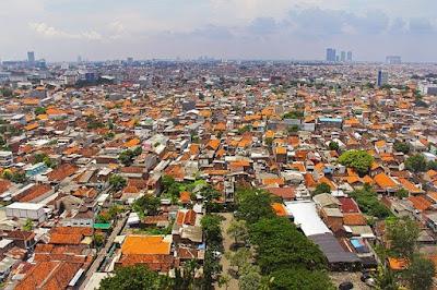 4 Kota Dengan Penduduk Terbanyak di Indonesia
