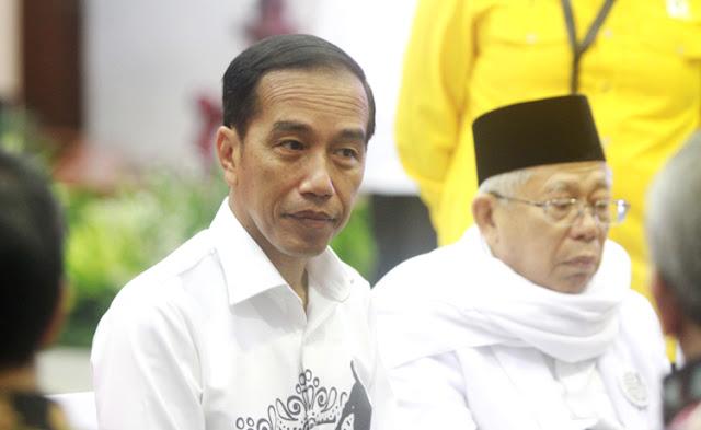 Masa Iya Masyarakat Banten Tidak Pilih Jokowi-Ma'ruf