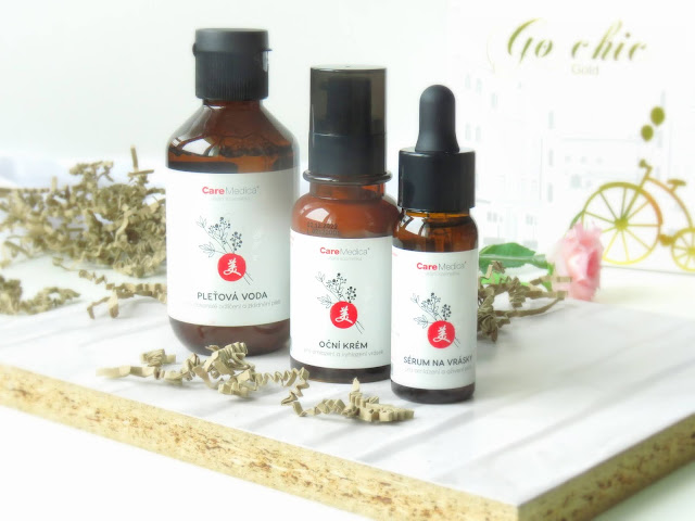 CareMedica kozmetika recenzie