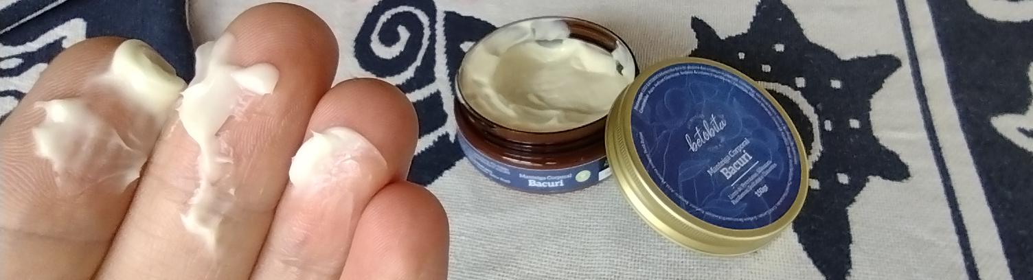 Vegano e sem Petrolatos Resenha Manteiga Corporal e Bacuri - Betobita Feito a Mão