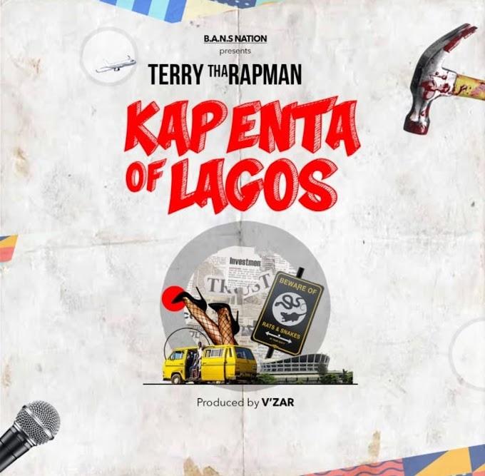 Terry Tha Rapman – Kapenta Of Lagos (Instrumental)