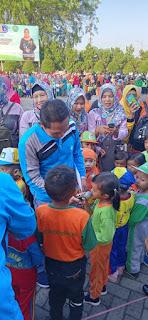 Bupati Lumajang : Didiklah Anak Jadi Generasi Sosial