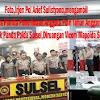 Irjen Pol Arief Sulistyono,Ambil Sumpah Panitia Penerimaan Anggota Polri T.A 2017