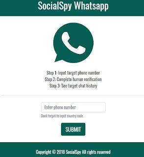 Cara Menggunakan Social Spy Whatsapp Mudah