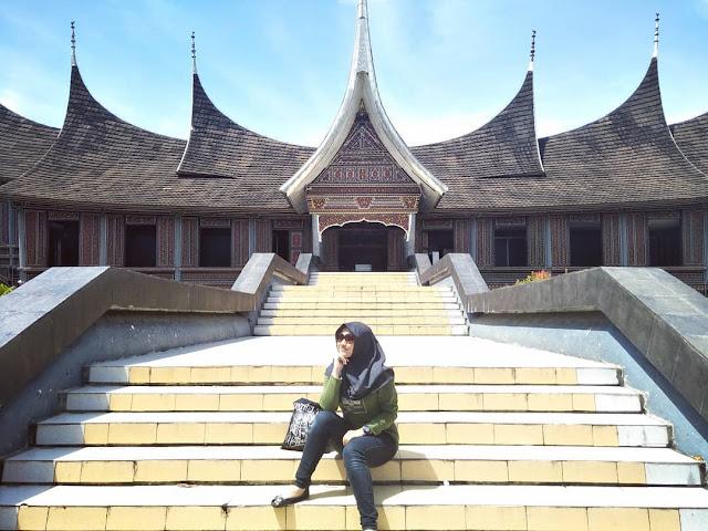 Adityawarman Museum is Tourist Attraction in West Sumatra