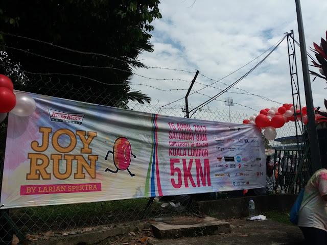Krispy Kreme  Doughnuts Joy Run 2017